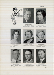 Page 12, 1943 Edition, Emporia High School - Re Echo Yearbook (Emporia, KS) online yearbook collection