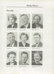 Page 15, 1949 Edition, Emporia High School - Re Echo Yearbook (Emporia, KS) online yearbook collection
