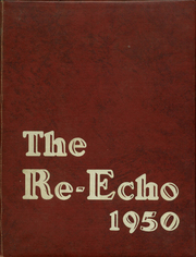 1950 Edition, Emporia High School - Re Echo Yearbook (Emporia, KS)