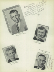 Page 12, 1950 Edition, Emporia High School - Re Echo Yearbook (Emporia, KS) online yearbook collection