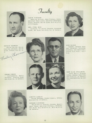 Page 14, 1950 Edition, Emporia High School - Re Echo Yearbook (Emporia, KS) online yearbook collection