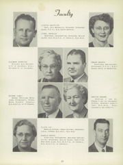 Page 15, 1950 Edition, Emporia High School - Re Echo Yearbook (Emporia, KS) online yearbook collection