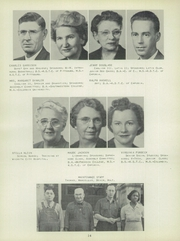 Page 16, 1950 Edition, Emporia High School - Re Echo Yearbook (Emporia, KS) online yearbook collection
