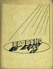 Emporia High School - Re Echo Yearbook (Emporia, KS) online yearbook collection, 1951 Edition, Page 1