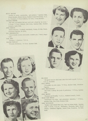 Page 13, 1951 Edition, Emporia High School - Re Echo Yearbook (Emporia, KS) online yearbook collection