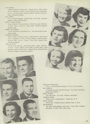 Page 16, 1951 Edition, Emporia High School - Re Echo Yearbook (Emporia, KS) online yearbook collection