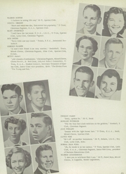 Page 17, 1951 Edition, Emporia High School - Re Echo Yearbook (Emporia, KS) online yearbook collection