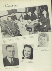 Page 8, 1951 Edition, Emporia High School - Re Echo Yearbook (Emporia, KS) online yearbook collection