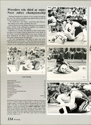 Page 118, 1981 Edition, Emporia High School - Re Echo Yearbook (Emporia, KS) online yearbook collection