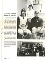 Page 74, 1981 Edition, Emporia High School - Re Echo Yearbook (Emporia, KS) online yearbook collection