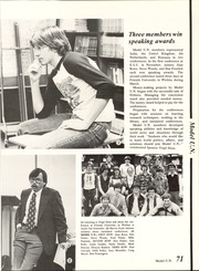 Page 75, 1981 Edition, Emporia High School - Re Echo Yearbook (Emporia, KS) online yearbook collection