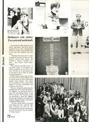 Page 76, 1981 Edition, Emporia High School - Re Echo Yearbook (Emporia, KS) online yearbook collection