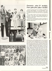 Page 77, 1981 Edition, Emporia High School - Re Echo Yearbook (Emporia, KS) online yearbook collection