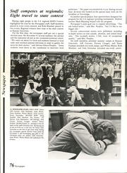 Page 80, 1981 Edition, Emporia High School - Re Echo Yearbook (Emporia, KS) online yearbook collection