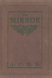 Arkansas City High School - Mirror Yearbook (Arkansas City, KS) online yearbook collection, 1905 Edition, Page 1