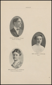 Page 14, 1908 Edition, Arkansas City High School - Mirror Yearbook (Arkansas City, KS) online yearbook collection
