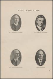 Page 12, 1911 Edition, Arkansas City High School - Mirror Yearbook (Arkansas City, KS) online yearbook collection