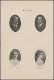 Page 14, 1911 Edition, Arkansas City High School - Mirror Yearbook (Arkansas City, KS) online yearbook collection