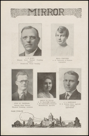 Page 16, 1918 Edition, Arkansas City High School - Mirror Yearbook (Arkansas City, KS) online yearbook collection