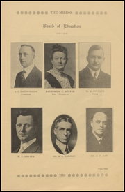 Page 13, 1919 Edition, Arkansas City High School - Mirror Yearbook (Arkansas City, KS) online yearbook collection