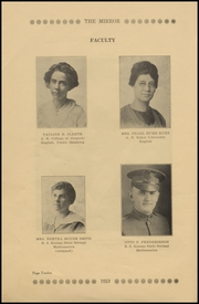Page 16, 1919 Edition, Arkansas City High School - Mirror Yearbook (Arkansas City, KS) online yearbook collection