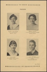 Page 17, 1919 Edition, Arkansas City High School - Mirror Yearbook (Arkansas City, KS) online yearbook collection