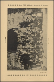 Page 37, 1919 Edition, Arkansas City High School - Mirror Yearbook (Arkansas City, KS) online yearbook collection