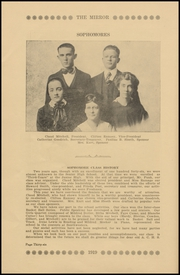 Page 40, 1919 Edition, Arkansas City High School - Mirror Yearbook (Arkansas City, KS) online yearbook collection