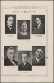 Page 11, 1925 Edition, Arkansas City High School - Mirror Yearbook (Arkansas City, KS) online yearbook collection