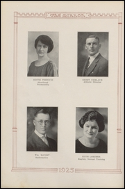 Page 14, 1925 Edition, Arkansas City High School - Mirror Yearbook (Arkansas City, KS) online yearbook collection