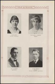 Page 15, 1925 Edition, Arkansas City High School - Mirror Yearbook (Arkansas City, KS) online yearbook collection