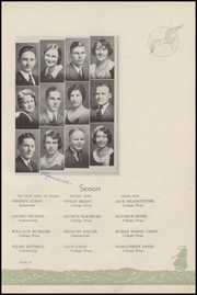 Page 17, 1932 Edition, Arkansas City High School - Mirror Yearbook (Arkansas City, KS) online yearbook collection