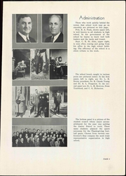 Page 7, 1936 Edition, Arkansas City High School - Mirror Yearbook (Arkansas City, KS) online yearbook collection