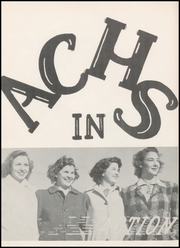 Page 10, 1943 Edition, Arkansas City High School - Mirror Yearbook (Arkansas City, KS) online yearbook collection