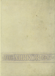 Arkansas City High School - Mirror Yearbook (Arkansas City, KS) online yearbook collection, 1947 Edition, Page 1
