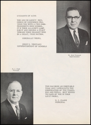 Page 10, 1959 Edition, Arkansas City High School - Mirror Yearbook (Arkansas City, KS) online yearbook collection