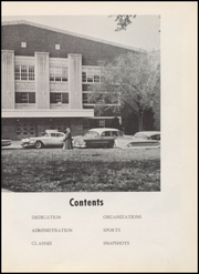 Page 7, 1959 Edition, Arkansas City High School - Mirror Yearbook (Arkansas City, KS) online yearbook collection