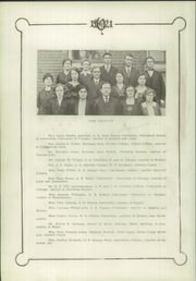 Page 12, 1921 Edition, Olathe High School - Eagle Yearbook (Olathe, KS) online yearbook collection