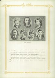 Page 14, 1922 Edition, Olathe High School - Eagle Yearbook (Olathe, KS) online yearbook collection