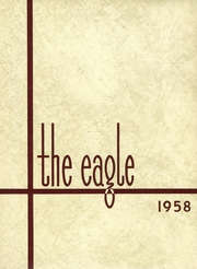 Olathe High School - Eagle Yearbook (Olathe, KS) online yearbook collection, 1958 Edition, Page 1