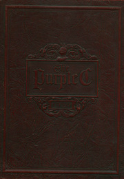 Field Kindley High School - New Direction Yearbook (Coffeyville, KS) online yearbook collection, 1929 Edition, Page 1