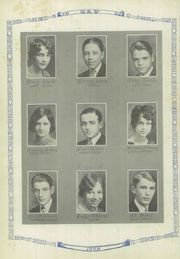 Page 12, 1929 Edition, Field Kindley High School - New Direction Yearbook (Coffeyville, KS) online yearbook collection