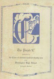Page 5, 1929 Edition, Field Kindley High School - New Direction Yearbook (Coffeyville, KS) online yearbook collection