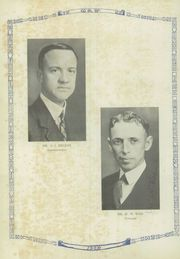Page 8, 1929 Edition, Field Kindley High School - New Direction Yearbook (Coffeyville, KS) online yearbook collection