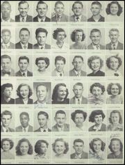 Page 13, 1950 Edition, Field Kindley High School - New Direction Yearbook (Coffeyville, KS) online yearbook collection