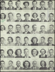 Page 15, 1950 Edition, Field Kindley High School - New Direction Yearbook (Coffeyville, KS) online yearbook collection