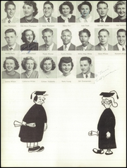 Page 16, 1950 Edition, Field Kindley High School - New Direction Yearbook (Coffeyville, KS) online yearbook collection