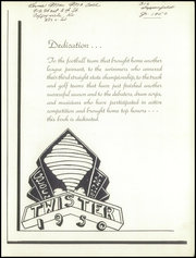 Page 3, 1950 Edition, Field Kindley High School - New Direction Yearbook (Coffeyville, KS) online yearbook collection