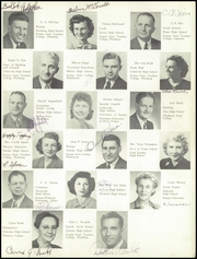 Page 9, 1950 Edition, Field Kindley High School - New Direction Yearbook (Coffeyville, KS) online yearbook collection