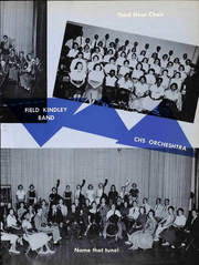 Page 15, 1958 Edition, Field Kindley High School - New Direction Yearbook (Coffeyville, KS) online yearbook collection